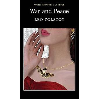 War and Peace (New edition) by Leo Tolstoy - Henry Claridge - Olga Cl