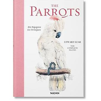 Edward Lear - The Parrots by Francesco Solinas - 9783836569088 Book