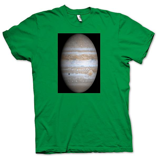 Heren T-shirt - Jupiter - Cool astronomie