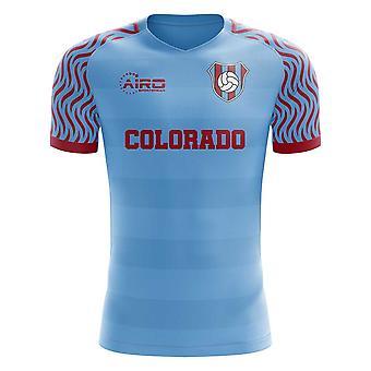 2019-2020 Colorado Away Concept Football Shirt