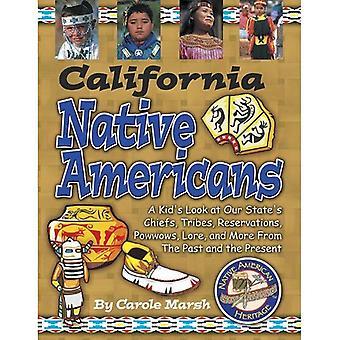 Indiens de Californie (broché) (patrimoine amérindien)