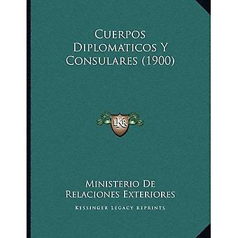 Cuerpos Diplomaticos y Consulares (1900)