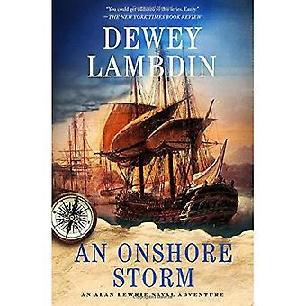 En Onshore Storm: Alan Lewrie Naval äventyr (Alan Lewrie Naval Adventures)
