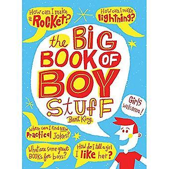 Le grand livre des trucs de garçon, mis à jour