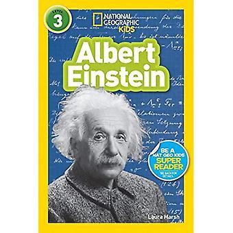 National Geographic Readers: Albert Einstein (Readers BIOS) (National Geographic Kids: Level 3 (Paperback))
