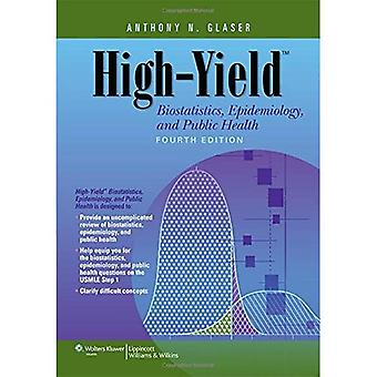 High-Yield Biostatistics (High-Yield Series)