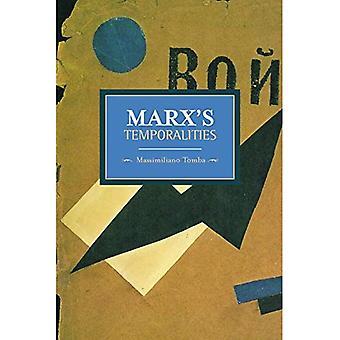 Marx's Temporalities : Volume 43 (Historical Materialism)