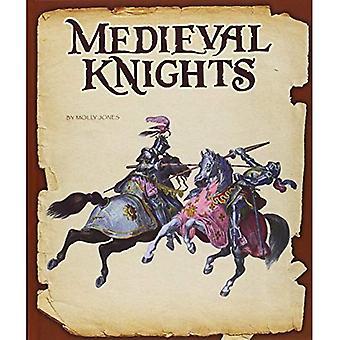 Chevaliers médiévaux (anciens guerriers)
