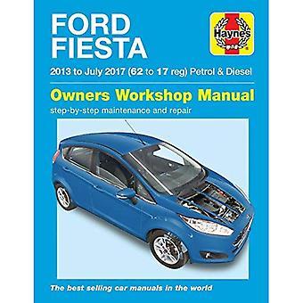 Ford Fiesta benzine & diesel ' 13 en ' 17