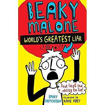 Più grande bugiardo 2016 del mondo - Beaky Malone 1