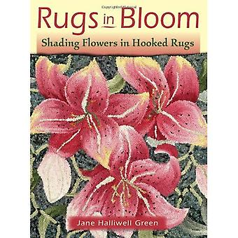 Teppiche in voller Blüte: Schattierung Blumen in Wolldecken süchtig