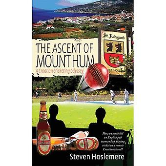 The Ascent of Mount Hum: A Croatian Cricketing Odyssey