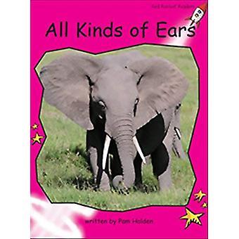 Alla typer av öron