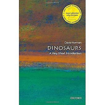Dinosaurier: En mycket kort introduktion (mycket korta introduktioner)