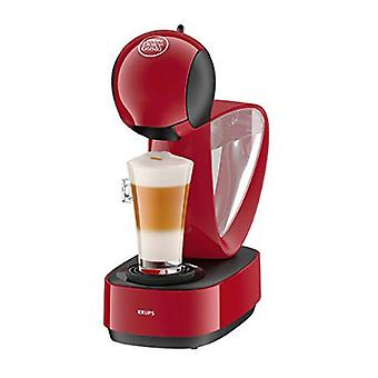 Koffie capsules, een Dolce Gusto Krups Infinissima KP1705 1,2 L-rood