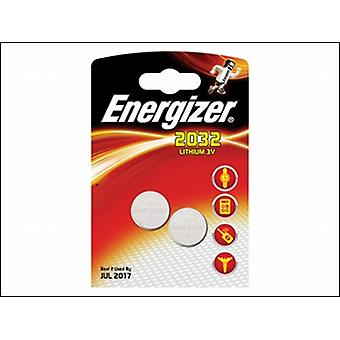 Energizer Cr2032 Coin Lithium Battery Pack Van 2