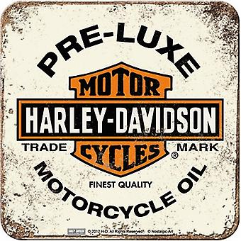 Harley Davidson pre Luxe (pale) napoje mat / coaster (na)