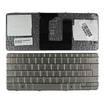 HP Pavilion DM1-1119TU plata diseño alemán repuesto teclado del ordenador portátil