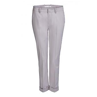 Oui Straight Leg Trouser - 65361