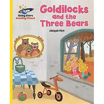 Reading Planet - Goldilocks and the Three Bears - Yellow - Galaxy by A