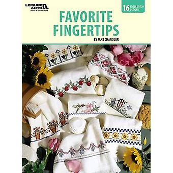 Favorite Fingertips (Leisure Arts #4841) by Jane Chandler - Jane Chan