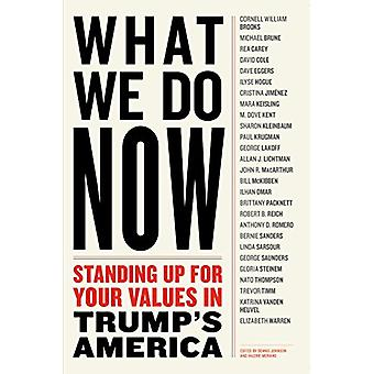 What We Do Now - (21) Progressivess on Standing Up for Your Values in