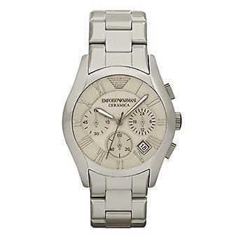 Emporio Armani Ar1459 ultimo uomo grigio ceramica Watch