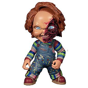 Deluxe Chucky 6- Figur Designer Series aus Kunststoff, in Geschenkverpackung. Hersteller: Mezco Toyz.