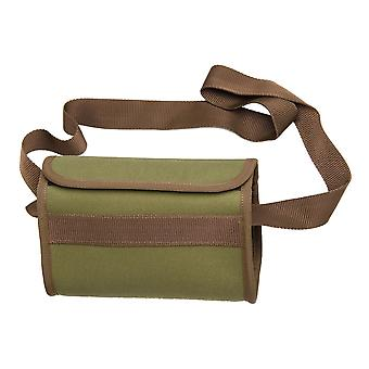 BISLEY Clay Shooters cartridge bag 100 capacity Green canvas bag