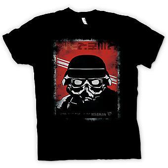 Kids T-shirt - Kill Zone Helgan Gamer