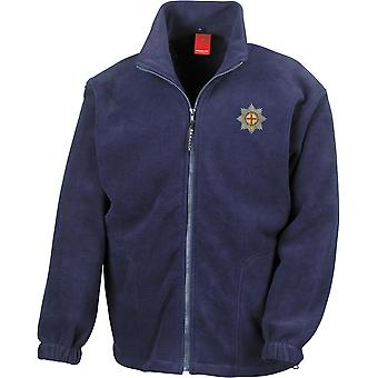 Coldstream Guards - Licensed British Army Embroidered Heavyweight Fleece Jacket