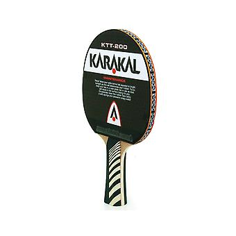 Karakal KTT-200 2 Star Standard 7 Ply Willow 1.8mm Sponge Table Tennis Bat