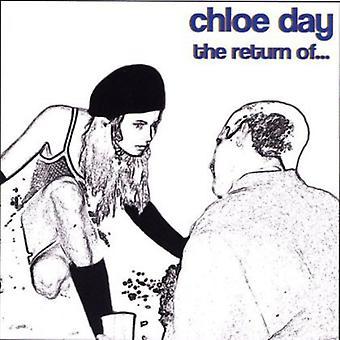Chloe Day - declaración de importación de Estados Unidos [CD]
