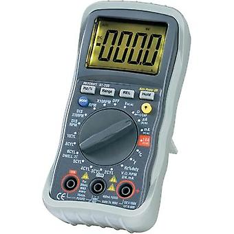 Handheld multimeter digital VOLTCRAFT AT-200 Calibrated to: Manufacturer's standards (no certificate) Vehicle testing CA