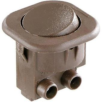 Toggle switch 250 Vac 6 A 1 x Off/On interBaer 8014-109.01 latch 1 pc(s)