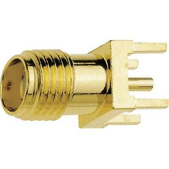 SMA connector Socket, vertical vertical 50 Ω IMS 1115.42.2510.00
