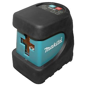 Makita SK102Z Crossline Self-levelling and Aligning Laser 30 Meters