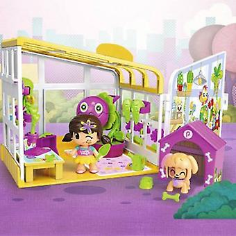 Pinypon . Hut Pets (Toys , Dolls And Accesories , Miniature Toys , Stages)