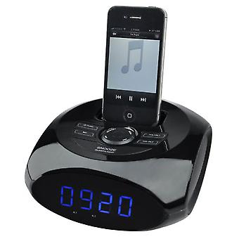 Elbe Radio Alarm Clock Docking Iphone / Ipod (Casa , Elettronica , Radio)