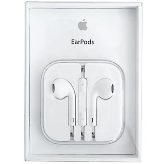 2 x Blister Original Apple MD827 EarPods InEar Headset Weiss optimaler Klang