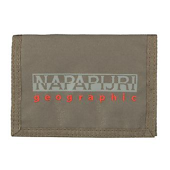Oliva de Napapijri monedero billetera monedero 4574