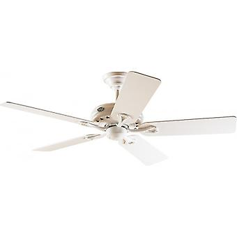 "Ceiling Fan SAVOY 132 cm / 52"" White finish"