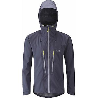 Rab Mens Spark Jacket Steel (Medium)