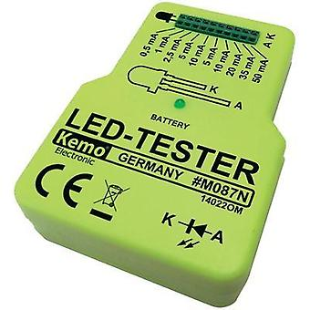 Kemo M087N LED Tester Module Component