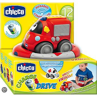 Chicco Fire Truck RC (Toys , Vehicles And Tracks , Radiocontrol , Land)