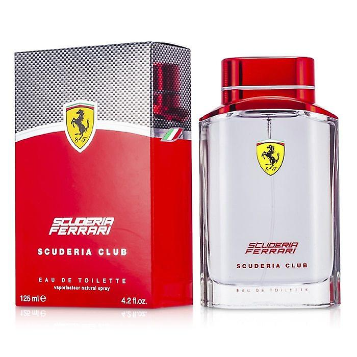 Ferrari Scuderia Club Eau De Toilette Spray 125ml / 4.2 oz