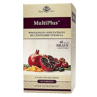 Solgar Brain Multiplus 90 Tablets