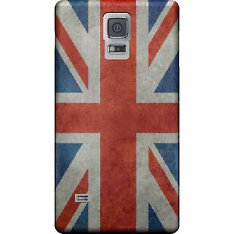Zabić UK flaga Retro cover do Galaxy S5