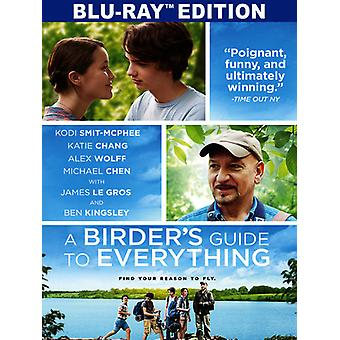 Birder's Guide to Everything [Blu-ray] USA import