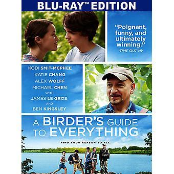 Birder's Guide till allt [Blu-ray] USA import